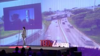 ¿Podría una obra de arte transformar a una colonia? | Jan Freudenberg | TEDxZapopan