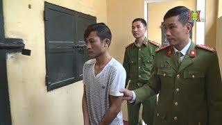 Hình ảnh tên trộm cạy cửa bị bắt tại phường Lê Hồng Phong, Phủ Lý | Tin nóng 24H | Nhật ký 141
