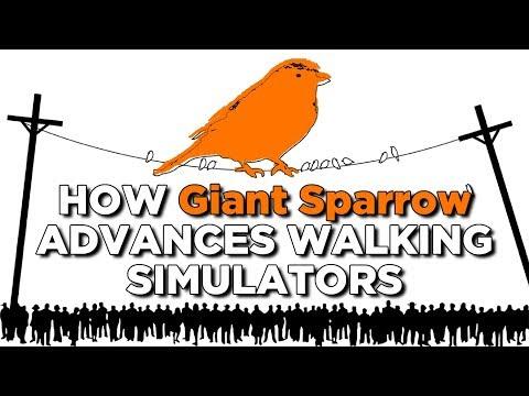 Walking Stimulator: How Giant Sparrow Advances Walking Sims