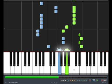 Lady Gaga  Pokerface Piano Tutorial