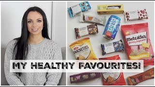 My Current Healthy Favourites! UK Dietitian Nichola Whitehead