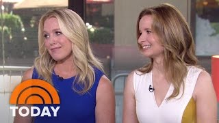 'Playing House' Stars: We Cast All Our Best Friends And Make Out | TODAY