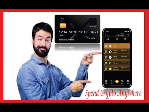 xcard review connecting crypto to fiat currency