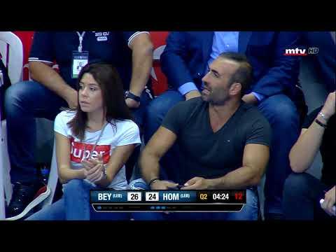 Beirut Vs Homenetmen - 11/10/2018 - Quarter 2