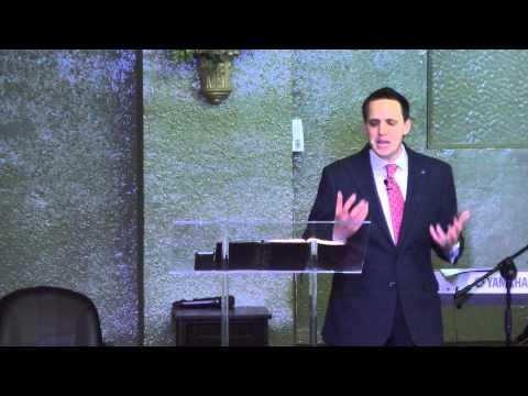 Orando a través del tabernáculo: Lección 1 – Pastor Nathan Harrod