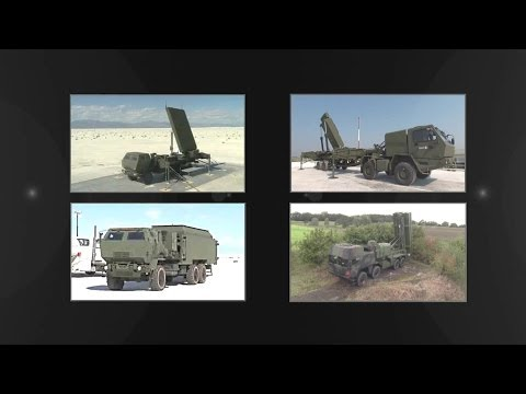 MBDA - Medium Extended Air Defence System (MEADS) [1080p]