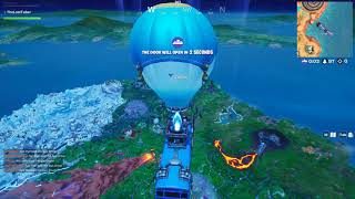 SMASH & GRAB: Harvestt 100 of each materials within 60 seconds after landing from the battle bus