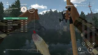Fishing Planet Trout Hunter Falcon Lake 3rd place 0 001 result