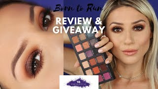 UD BORN TO RUN REVIEW & GIVEAWAY || GIO DREVELI ||