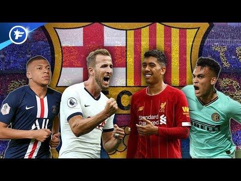 Le FC Barcelone veut recruter un numéro 9 de classe mondiale   Revue de presse