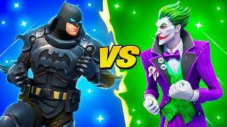 ARMOURED BATMAN vs JOKER (Unreleased Skin)