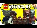 LEGO Werewolf Halloween Minifigure Collection - BrickQueen