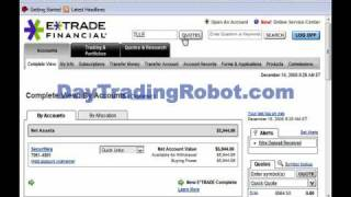 forex day trading robot review making 6000 on live video