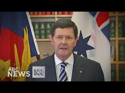 Kevin Andrews announces he has been dumped as defence minister