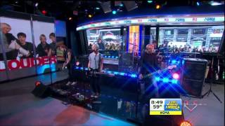 Good Morning America - R5 - (I Can