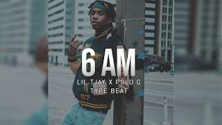 "[FREE] Lil Tjay x Polo G Type Beat 2019 ""6 AM"" 