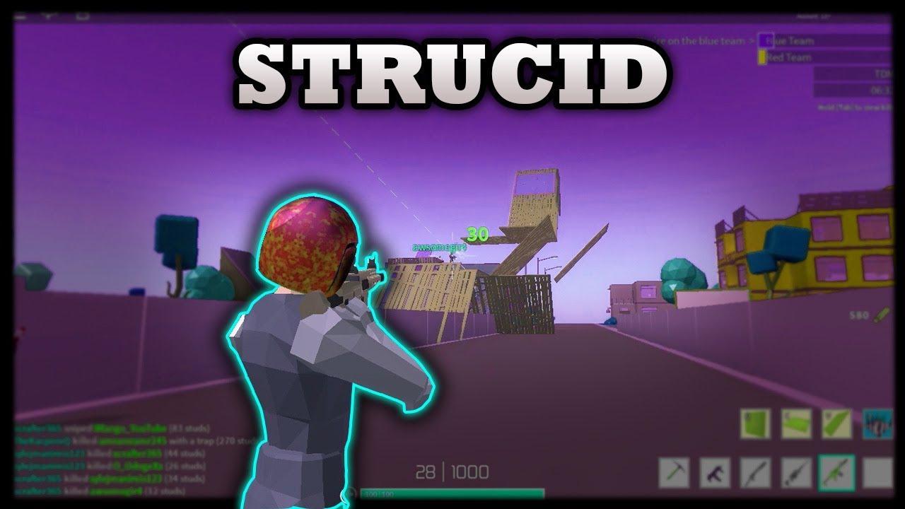 Strucid Roblox | StrucidCodes.com
