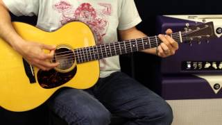 Stay By Rihanna - How To Play - Guitar Lesson - EASY - Acoustic Tutorial - Chords