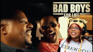 BAD BOYS FOR LIFE Official Movie Trailer Reaction