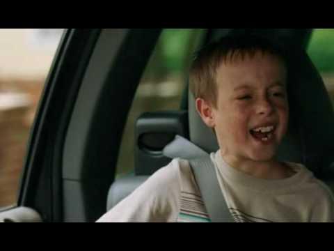 """The Blind Side"" Car Accident scene"