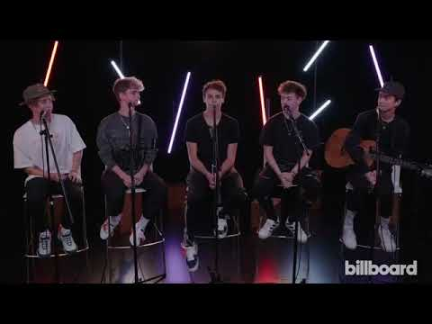 Why Don't We - Facebook Live on Billboard