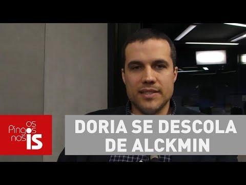 Felipe Moura Brasil: Doria Se Descola De Alckmin Em Duelo Com Bolsonaro