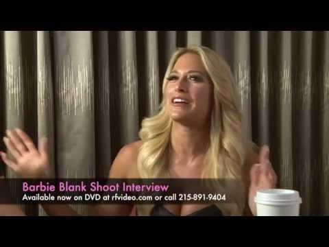 Barbie Blank Shoot Interview Preview