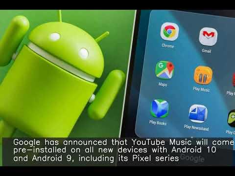 Youtube Music Ikubwera Isanaikidwe Pa Android 9 Zida Za 10