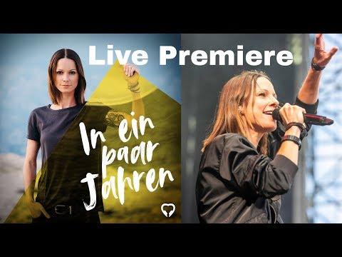 Christina Stürmer - IN EIN PAAR JAHREN - LIVE PREMIERE @ Mercedes Benz Open Air Bremen 11.8