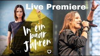 Christina Stürmer - IN EIN PAAR JAHREN - LIVE PREMIERE @ Mercedes Benz Open Air Bremen 11.8.2018