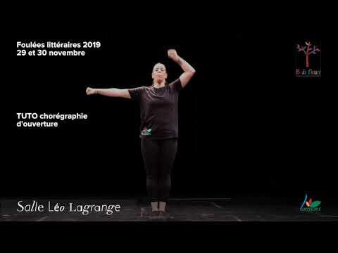 Les #fouléesLittéraires2019 approchent à grands pas et une surprise vous attend ! Pour en faire partie, il y a juste à apprendre les pas et suivre le rythme ! >> youtube.com/watch?v=7ZkweO… #haka #surprise #littérature #sport #Lormont #Gironde #événement #flashmob