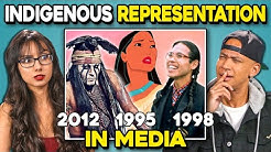 Indigenous People React To Indigenous Representation In Film And TV (Pocahontas, The Lone Ranger)