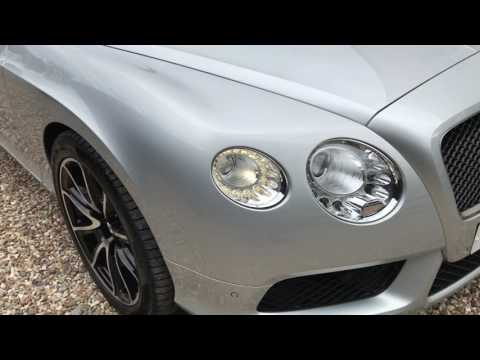 Bentley Continental GT 4.0 V8 [500] Coupe - FTC Leasing X4/2200