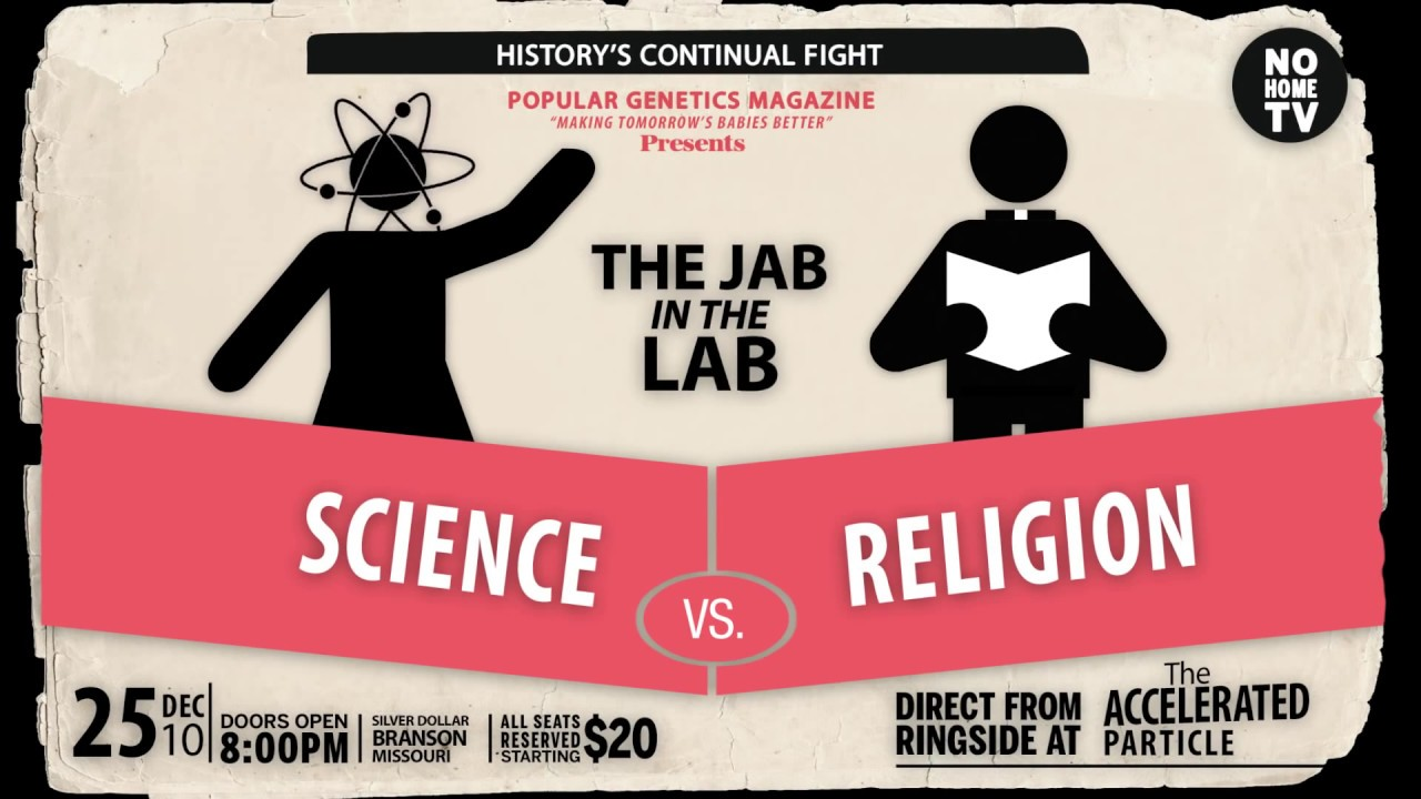 conflict thesis science religion