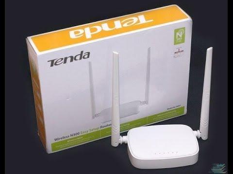 Cara Merubah Password Wifi Tenda N301