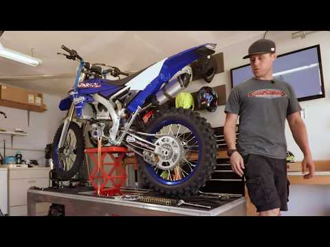 How to Swap Your Chain and Sprockets - Gearing Change DIY!  With FLO Motorsports