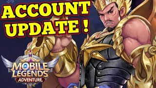 NEW Team who dis?  - Mobile Legends: Adventure