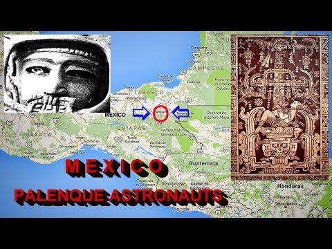 Ancient cosmonauts visited Palenque? - Maya trip -ep 28- Travel vlog calatorii tourism