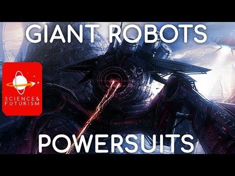 Giant Robots & Power Suits