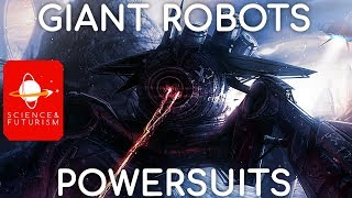 Giant Robots & Power Suits