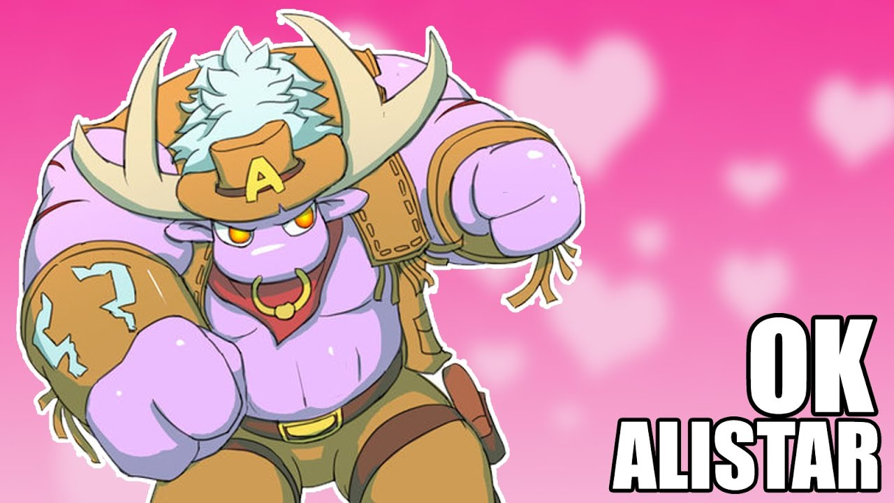 League of Legends : Ok Alistar - YouTube