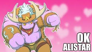 League of Legends : Ok Alistar