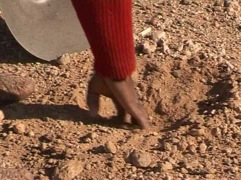 Namibia's rural people tap into the tourist trade