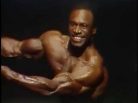 Lee Haney 1986 Mr Olympia