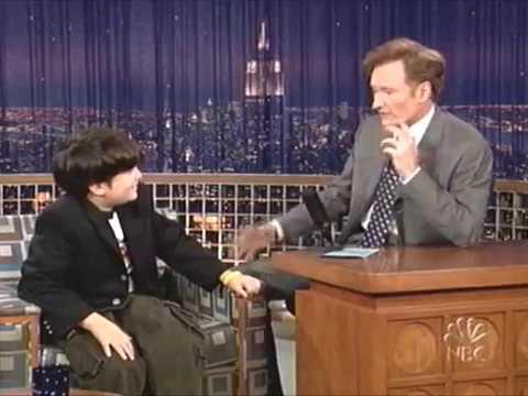 Conan O'Brien 'Spencer Fox (Ad's) 11/9/04