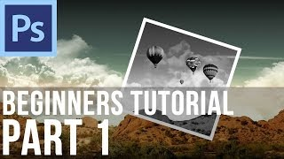 Adobe Photoshop CS6 Tutorial for Beginners (Part 1)(Photoshop CS6 brings exciting and innovative new features which will appeal to all types of users, as well as a modern new look and impressive performance ..., 2013-11-20T04:28:17.000Z)