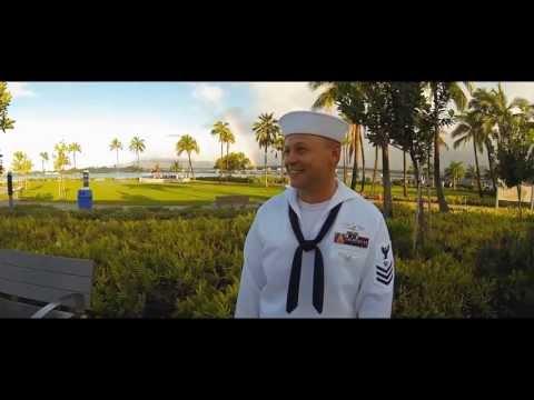 USS ARIZONA MEMORIAL RE ENLISTMENT