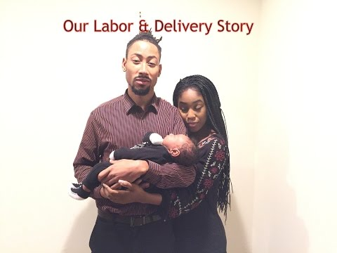 My Natural Home Water Birth Story | Precipitous Labor & Delivery!