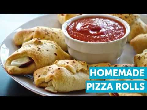 These 3-Ingredient Pizza Rolls Destroy Hot Pockets | HuffPost Life