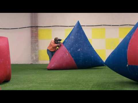 Crossfire Paintball Team Building!